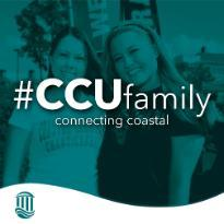 The official logo of 2016 #CCUfamily