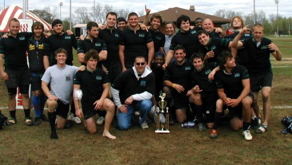 rugby club photo national championship 2009