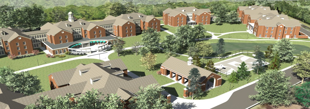 Image gallery ccu campus for Coastal housing