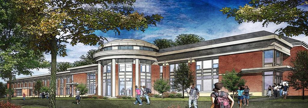 New Building Rendering