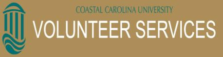 Volunteer Services Banner